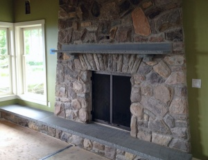 The days are getting longer. The sun is shining brightly. The world feels good to itself. So, how come you should be giving thought to buying that new fireplace?